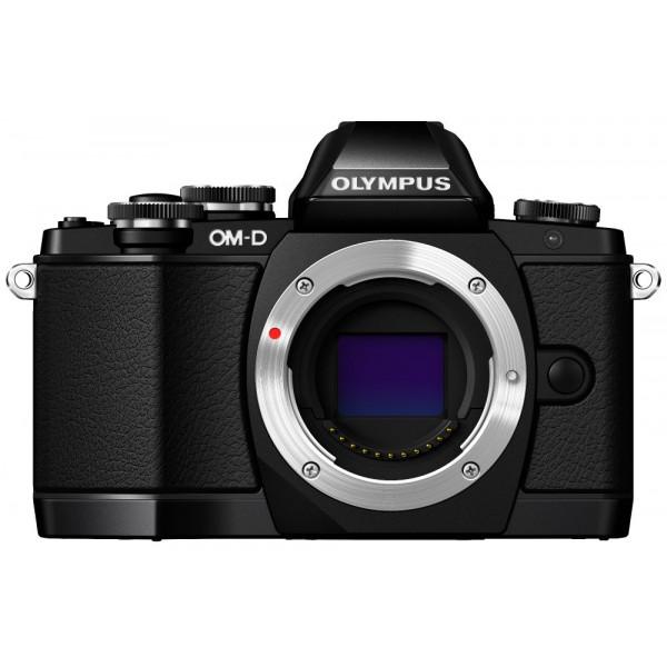 Olympus OM-D E-M10 Systemkamera (16 Megapixel, Live MOS Sensor, True Pic VII Prozessor, Fast-AF System, 3-Achsen VCM Bildstabilisator, Full-HD, HDR) nur Gehäuse schwarz-37