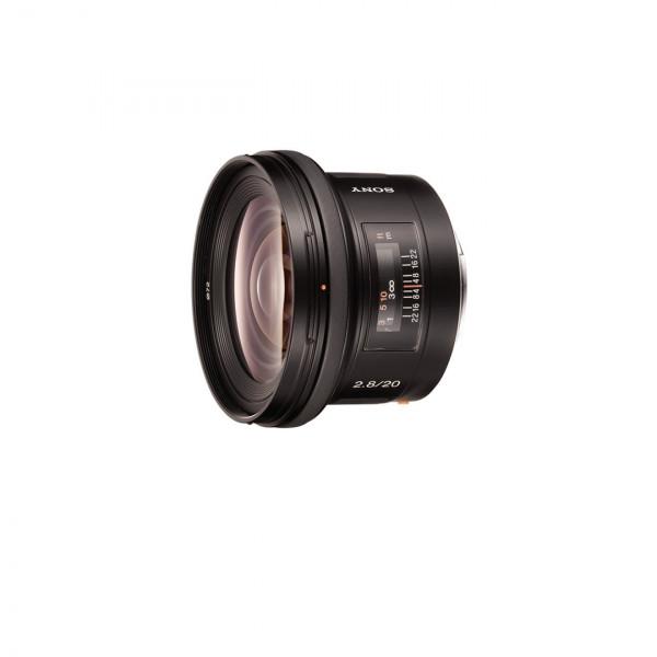 Sony SAL20F28, Ultra-Weitwinkel-Objektiv (20 mm, F2,8, A-Mount Vollformat, geeignet für A99 Serie) schwarz-33