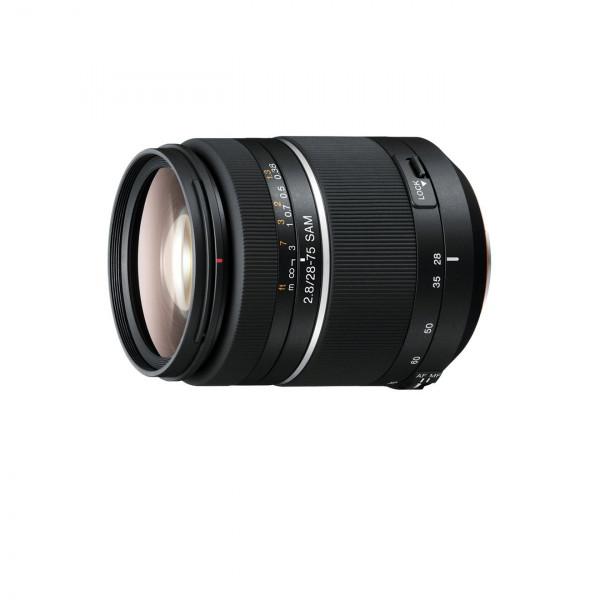 Sony SAL2875, Standard-Zoom-Objektiv (28-75 mm, F2,8 SAM, A-Mount Vollformat geeignet für A99 Serie) schwarz-33
