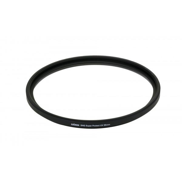 Dörr DHG Super Protect UV Filter 95 mm mit Nano-Vergütung/beidseitige 12-fache Mehrschichtvergütung, extrem flache Filterfassung-35