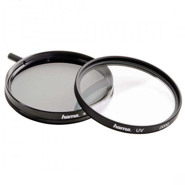 Hama UV-/POL-Filterset 67mm-31