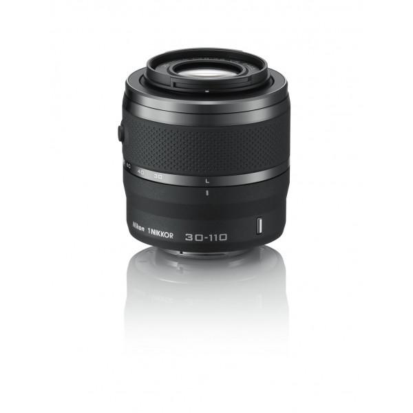 Nikon 30 110 mm / F 3,8 5,6 1 NIKKOR VR 30 mm-Objektiv ( Nikon 1-Anschluss,Autofocus,Bildstabilisator )-33