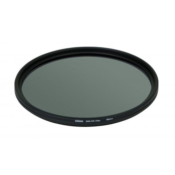 Dörr DHG Zirkular Polfilter (105mm) mit extrem flacher Filterfassung und Beidseitige 10-fach Mehrschichtvergütung-33