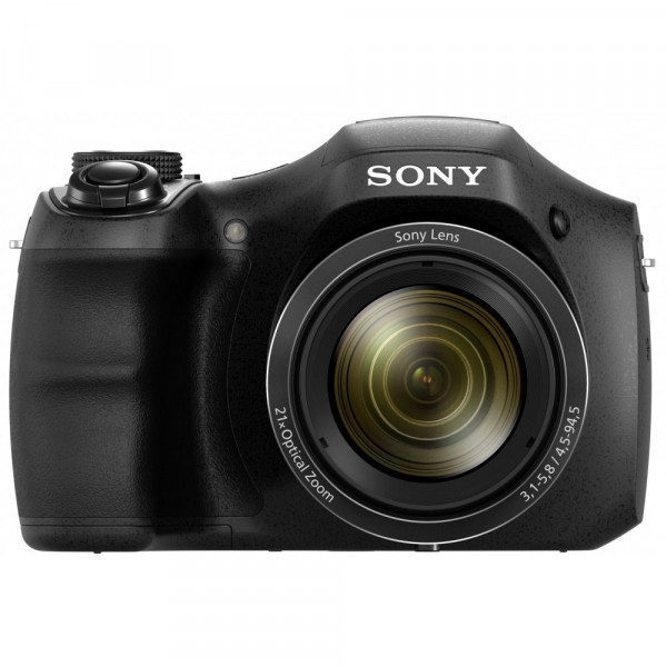 Sony DSC-H100 Digitale Kompaktkamera (16,1 Megapixel, 21-fach opt. Zoom, 7,6 cm (3 Zoll) Display, Full HD, 25mm Weitwinkel-Objektiv) schwarz-310
