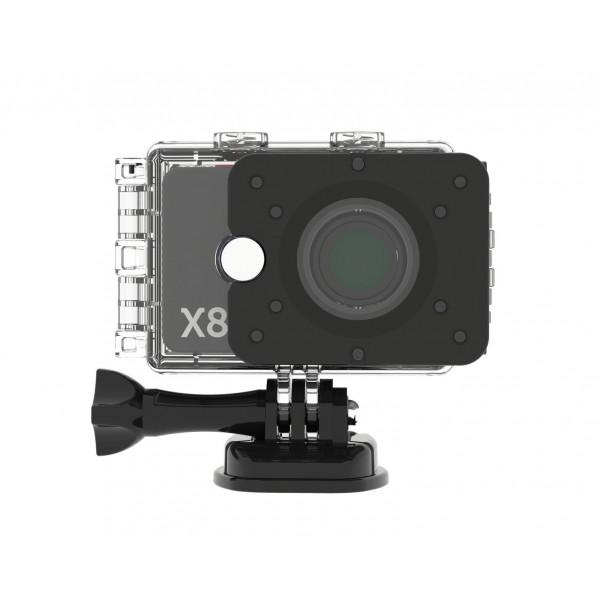 Actionpro 200004 X8 Sport und Actionkamera (12 Megapixel, 2 Zoll, LCD) silber/schwarz-36