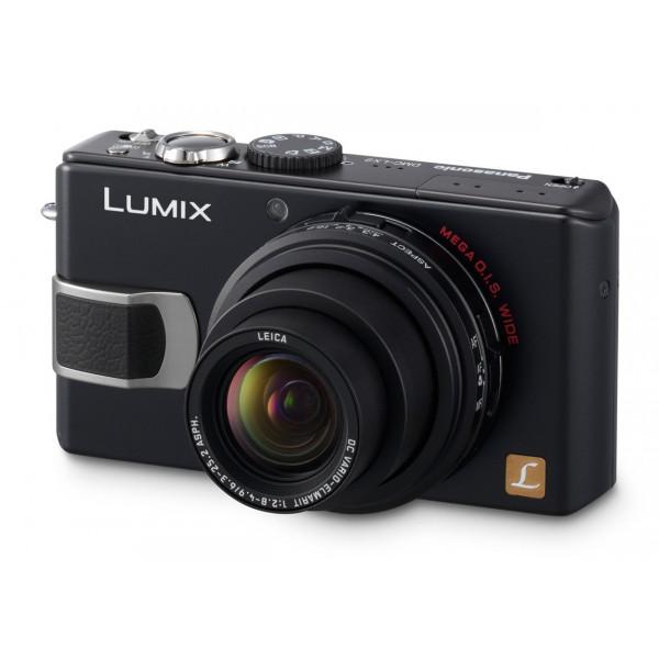 Panasonic DMC-LX2EG-K Digitalkamera (10 Megapixel, 4fach opt. Zoom, 7,1 cm (2,8 Zoll) Display, Bildstabilisator) schwarz-37