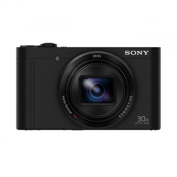 Sony DSCWX500B.CE3 Kompaktkamera (7,5 cm (3 Zoll) Display, 30x opt. Zoom, 60x Klarbild-Zoom, Weitwinkelobjektiv, NFC, WiFi Funktion, Superior iAuto Modus, 5-Achsen Bildstabilisator, Full HD-Video) schwarz-310