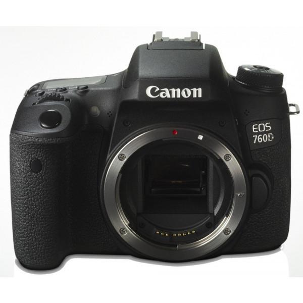 Canon EOS760D Body Spiegelreflexkamera schwarz-31