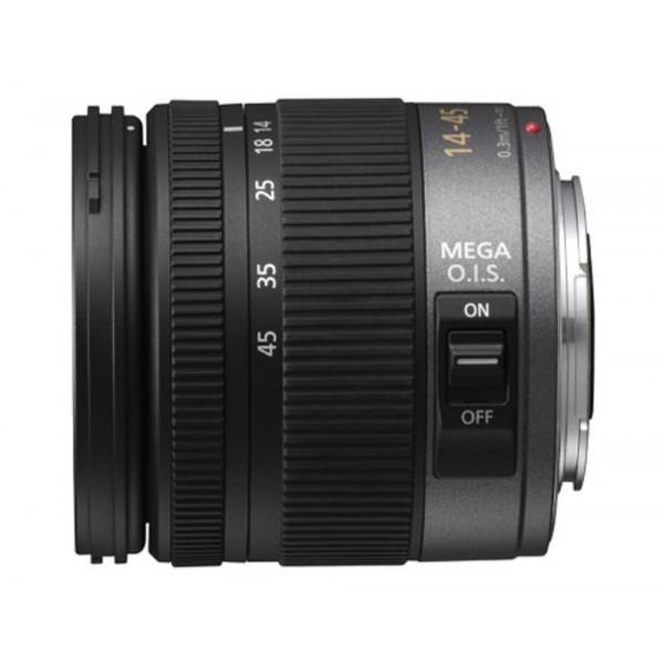 Panasonic H-FS014045E Standardzoom-Objektiv Lumix G F3,5-5,6/ 14-45 mm (52 mm Filtergewinde, bildstabilisiert) schwarz-32