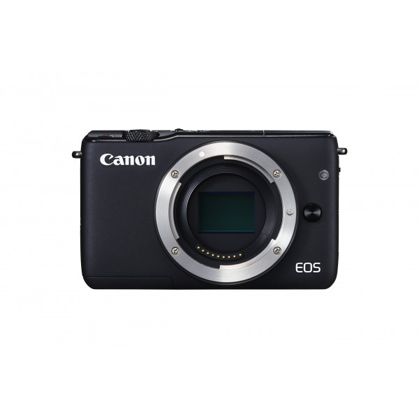 Canon EOS M10 Systemkamera (18 Megapixel, 7,5 cm (3 Zoll) Display, STM, WLAN, NFC, 1080p, Full HD) nur Gehäuse schwarz-311