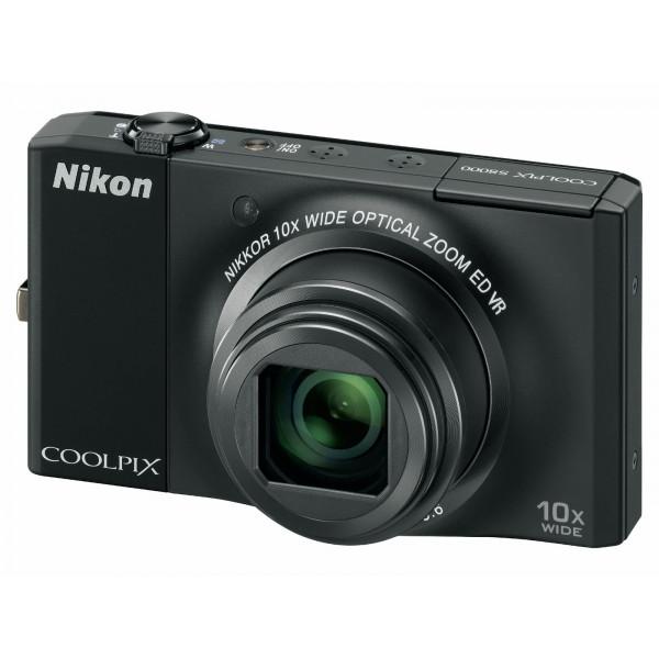 Nikon Coolpix S8000 Digitalkamera (14,2 Megapixel, 10-fach Zoom, 7,5cm (3,0-Zoll) Display) schwarz-39