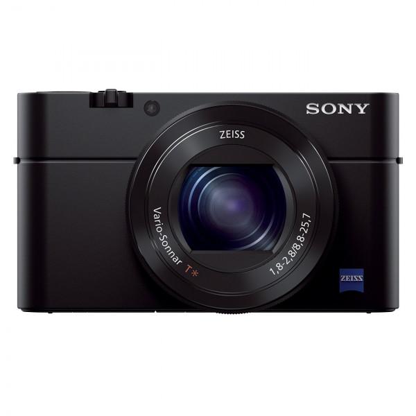 Sony DSC-RX100 III Digitalkamera (20.1 Megapixel Exmor R Sensor, 3-fach opt. Zoom, 7,6 cm (3 Zoll) Display, Full HD, WiFi/NFC) schwarz-318