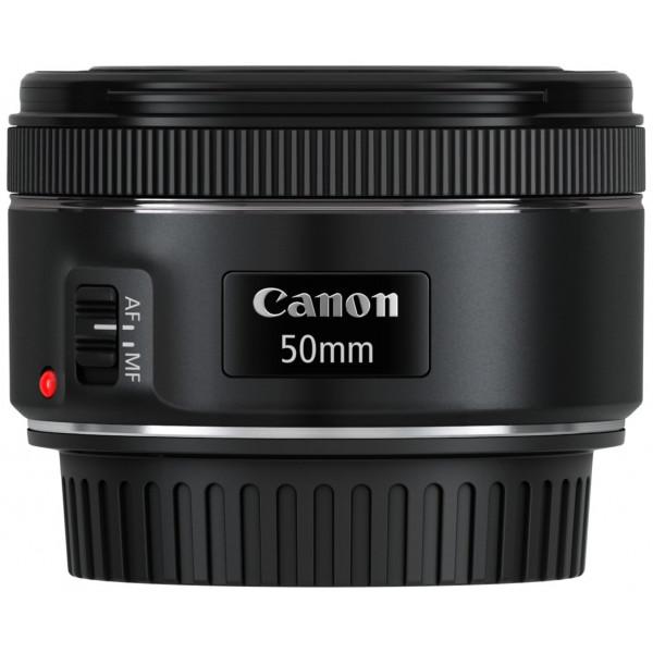 Canon EF 50mm 1:1.8 STM Objektiv schwarz-37