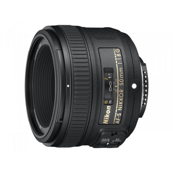 Nikon AF-S NIKKOR 50 mm 1:1,8G Objektiv (58mm Filtergewinde)-33