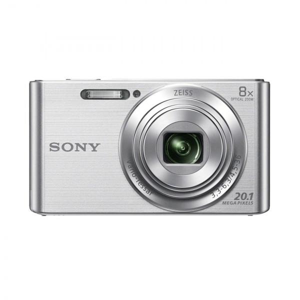 Sony DSC-W830 Digitalkamera (20,1 Megapixel, 8x optischer Zoom, 6,8 cm (2,7 Zoll) LC-Display, 25mm Carl Zeiss Vario Tessar Weitwinkelobjektiv, SteadyShot) silber-36