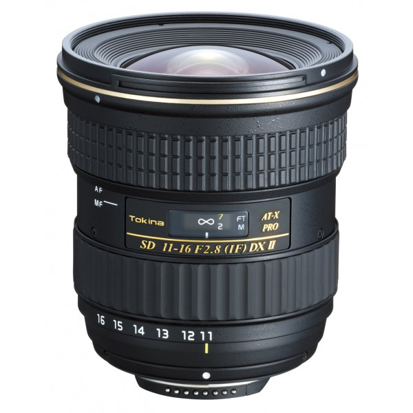 Tokina AT-X 11-16mm f/2,8 Pro DX II Ultraweitwinkelzoom-Objektiv (77 mm Filtergewinde) für Canon Objektivbajonett-32