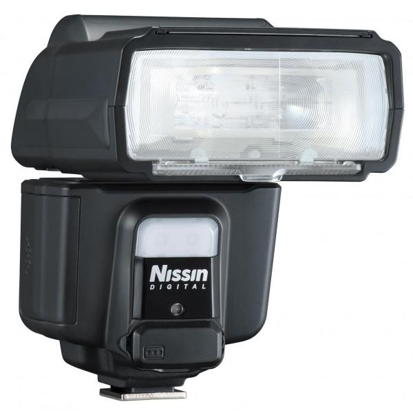Nissin NI-HI60F Blitzgerät i60A für Anschluss Fuji-34