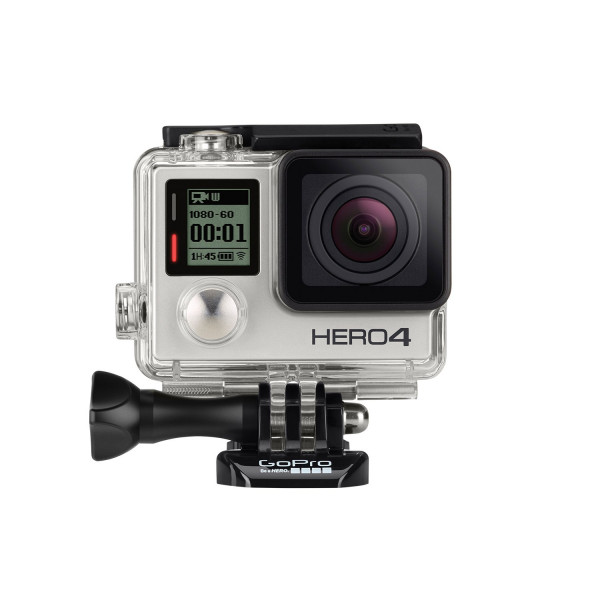 GoPro HERO4 Silver Adventure Actionkamera (12 Megapixel, 41,0 mm x 59,0 mm x 29,6 mm)-310