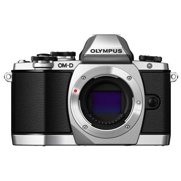 Olympus OM-D E-M10 Systemkamera (16 Megapixel, Live MOS Sensor, True Pic VII Prozessor, Fast-AF System, 3-Achsen VCM Bildstabilisator, Sucher, Full-HD, HDR) nur Gehäuse silber-38
