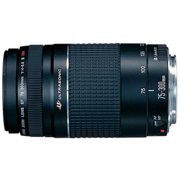 Canon EF 75-300 4-5.6 III USM Objektiv für EOS (58 mm Filtergewinde)-34