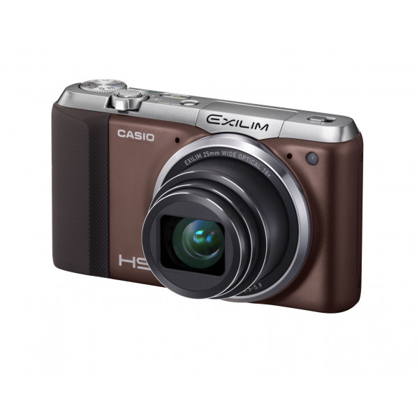 Casio Exilim EX-ZR700 Digitalkamera (16,1 Megapixel, 7,6 cm (3 Zoll) Display, 36-fach Multi SR Zoom, Triple Shot, HDR) braun-37