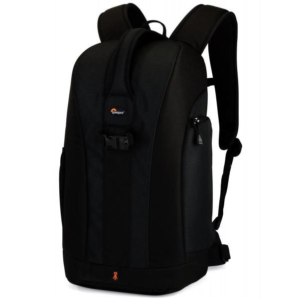 Lowepro Flipside 300 SLR-Kamerarucksack (für SLR mit bis zu 300-mm-Objektiv und bis zu 3 zusätzlichen Objektiven) schwarz-33