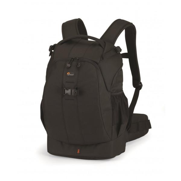 Lowepro Flipside 400 AW SLR-Kamerarucksack (für SLR mit aufgesetztem 300-mm-Objektiv und bis zu 6 zusätzlichen Objektiven) schwarz-39