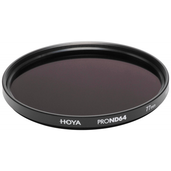 Hoya YPND006477 Pro ND-Filter (Neutral Density 64, 77mm)-31