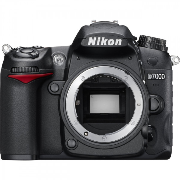 Nikon D7000 SLR-Digitalkamera (16 Megapixel, 39 AF-Punkte, LiveView, Full-HD-Video) schwarz-31
