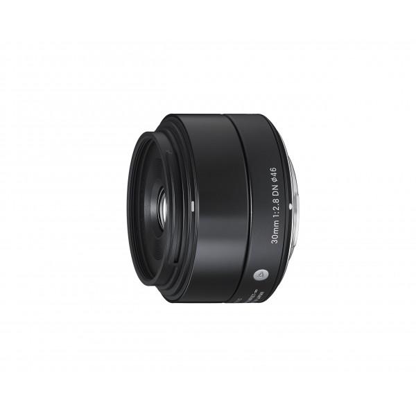 Sigma 30mm f2,8 DN Objektiv (Filtergewinde 46mm) für Sony E-Mount Objektivbajonett schwarz-37