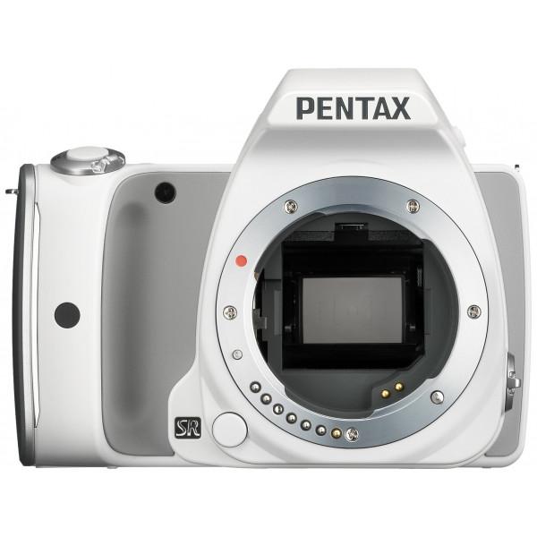 Pentax K-S1 SLR-Digitalkamera (20 Megapixel, 7,6 cm (3 Zoll) TFT Farb-LCD-Display, ultrakompaktes Gehäuse, Anti-Moiré-Funktion, Full-HD-Video, Wi-Fi, HDMI) nur Gehäuse weiß-33