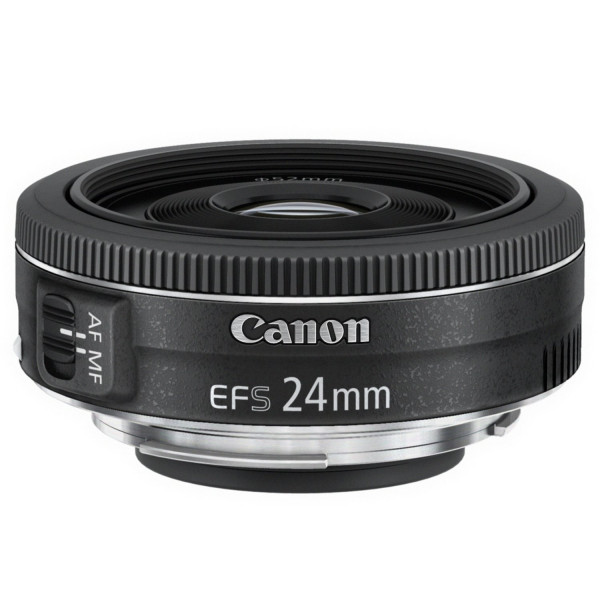 Canon EF-S 24 mm 1:2.8 STM Objektiv schwarz-37