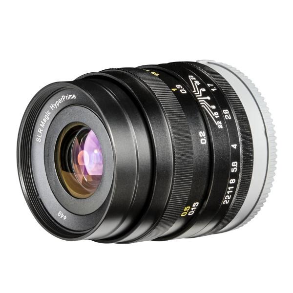 SLR Magic SLR Magic Hyper Prime (23mm f/1,7 Objektiv für Micro Four Thirds Bajonett MFT)-32