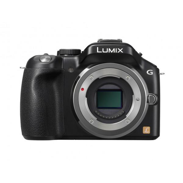 Panasonic Lumix DMC-G5EG-K Systemkamera Gehäuse (16 Megapixel, 7,6 cm (3 Zoll) Touchscreen, Full-HD Video, bildstabilisiert) schwarz-33