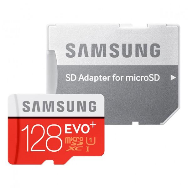 Samsung Speicherkarte MicroSDXC 128GB EVO Plus UHS-I Grade 1 Class 10 für Smartphones und Tablets, mit SD Adapter, frustfrei-34