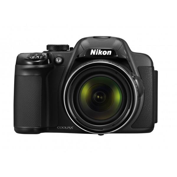 Nikon Coolpix P520 Digitalkamera (18 Megapixel, 42-fach opt. Zoom, 8 cm (3,2 Zoll) LCD-Display, Bildstabilisator) schwarz-315