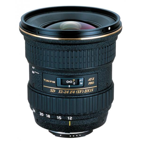 Tokina ATX 12-24mm/4 Pro DX II Objektiv inkl. Sonnenblende BH 777 für Nikon-34