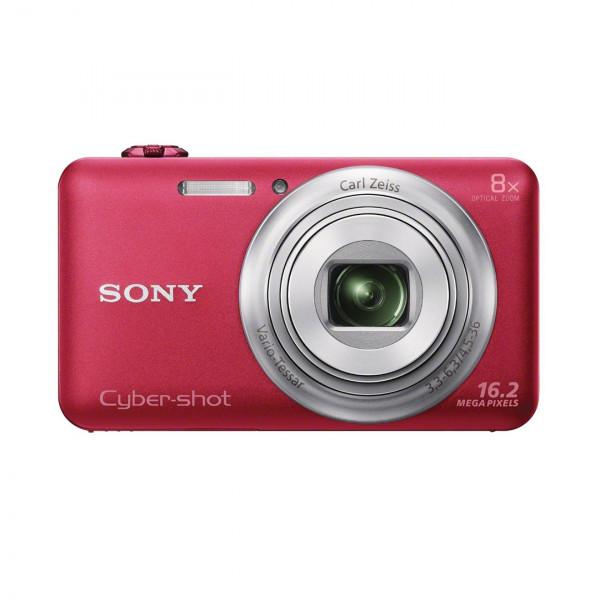 Sony DSC-WX80 Digitalkamera (16,2 Megapixel Exmor R Sensor, 8-fach opt. Zoom, 6,9 cm (2,7 Zoll) LCD-Dispaly, 25mm Weitwinkelobjektiv, Wi-Fi Funktion) rot-33