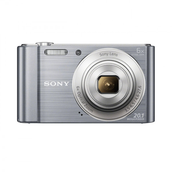 Sony DSC-W810 Digitalkamera (20,1 Megapixel, 6x optischer Zoom (12x digital), 6,8 cm (2,7 Zoll) LC-Display, 26mm Weitwinkelobjektiv, SteadyShot) silber-37