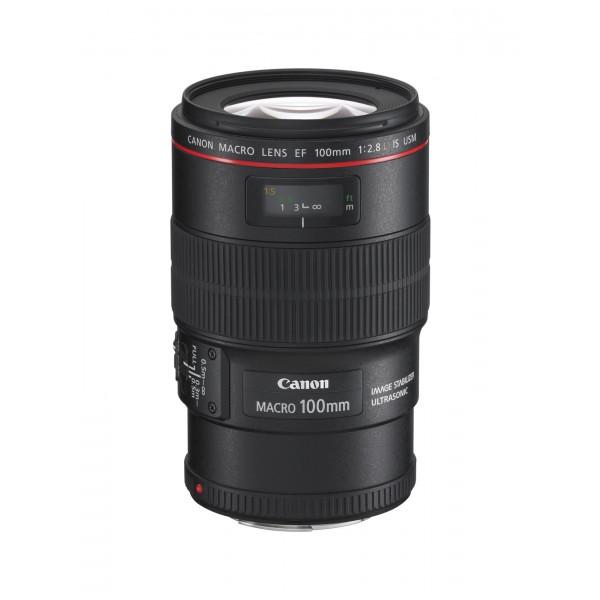 Canon EF 100 mm 2,8 L IS USM Macro-Objektiv (67 mm Filtergewinde, bildstabilisiert) schwarz-34
