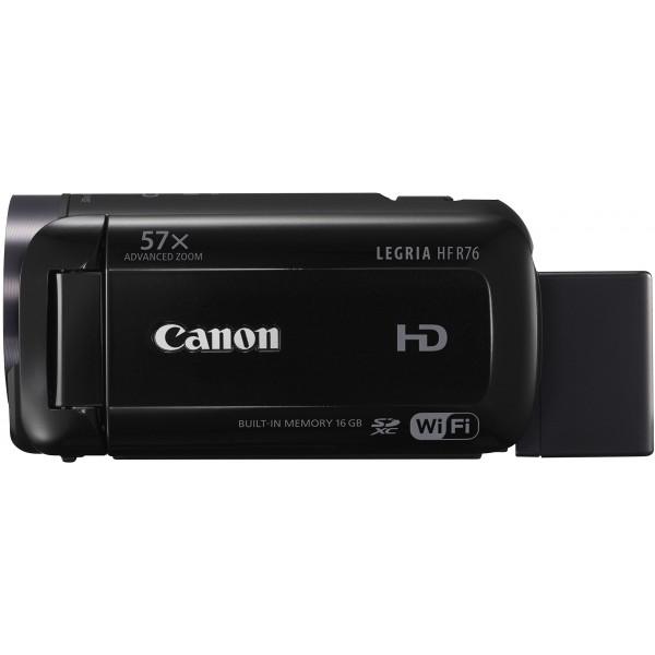 canon legria hf r76 full hd camcorder mit wlan camcorder videokameras. Black Bedroom Furniture Sets. Home Design Ideas