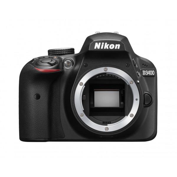 Nikon D3400 Body schwarz-33