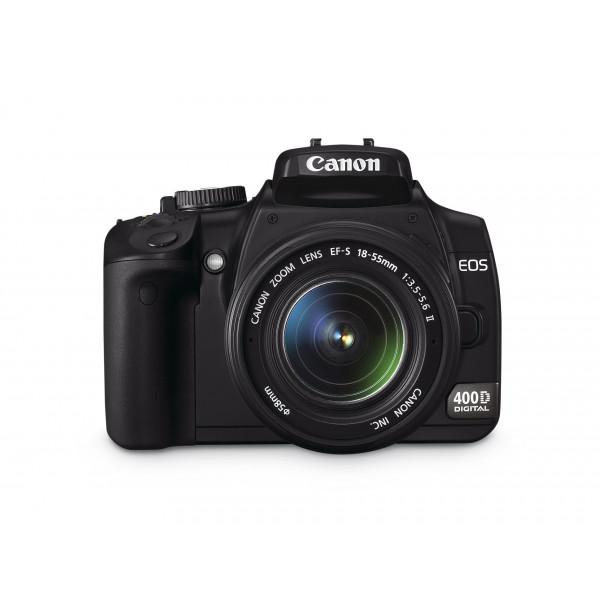 Canon EOS 400D SLR-Digitalkamera (10 Megapixel) inkl EF-S18-55-38