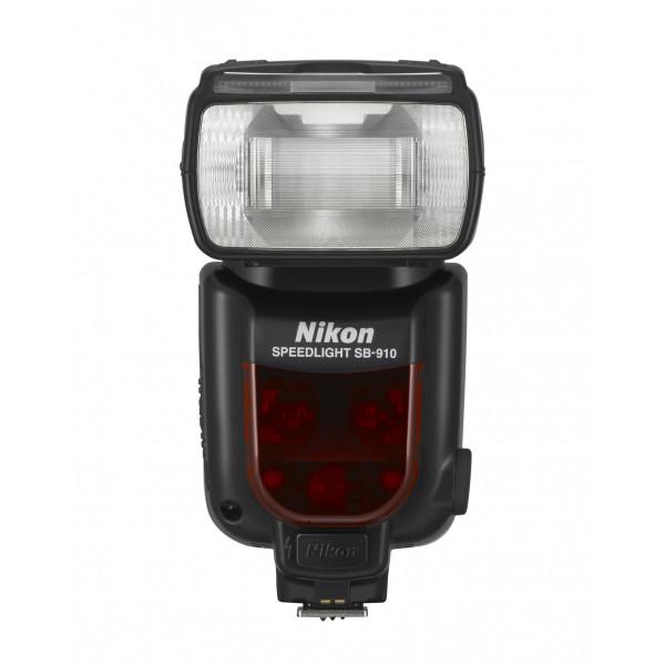 Nikon SB-910 Blitzgerät für FX und DX SLR Kameras (LZ 34 bei ISO 100)-35