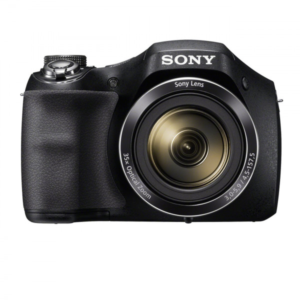"""Sony Einstiegsbridge DSC-H300 (20.1 MP CCD Sensor (effektiv), 35x optischer Zoom, 25mm Weitwinkel-Objektiv, Optischer Bildstabilisator """"SteadyShot""""HD) schwarz-38"""