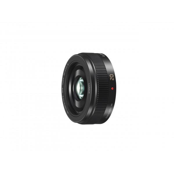 Panasonic H-H020A LUMIX G Festbrennweiten 20mm F1.7 II ASPH. Objektiv (Pancake Objektiv, Filtergröße 46 mm, Bildwinkel 57°) schwarz-33
