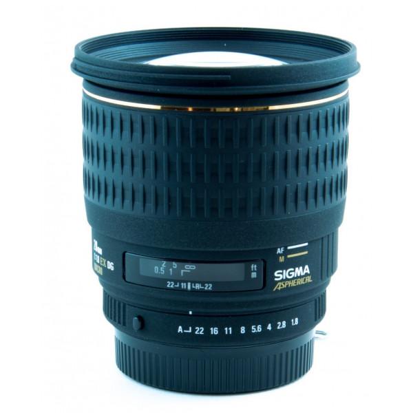 Sigma 28 mm F1,8 EX DG Makro-Objektiv (77 mm Filtergewinde) für Pentax Objektivbajonett-32