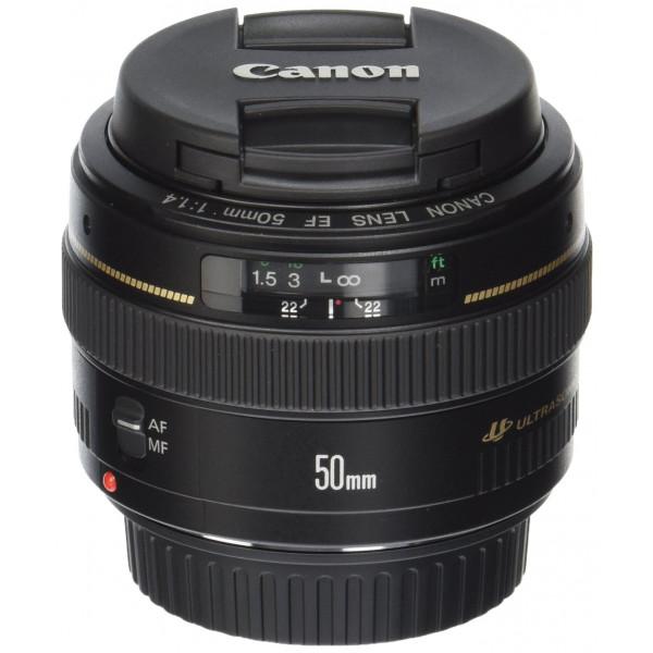 Canon EF 50mm 1:1.4 USM Objektiv (58 mm Filtergewinde)-32