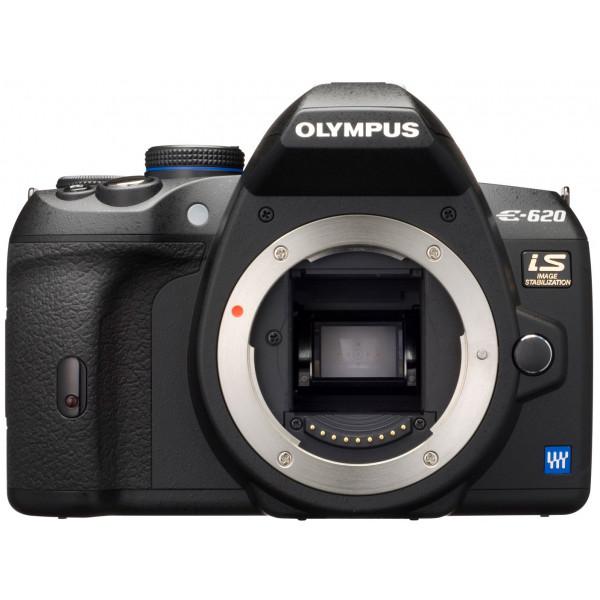 Olympus E-620 SLR-Digitalkamera (12,3 Megapixel, Bildstabilisator, Live View, Art Filter) Kit inkl. 25mm Pancake Objektiv-32
