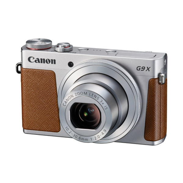 Canon PowerShot G9 X Digitalkamera (20,2 Megapixel, 7,5 cm (3 Zoll) Display, WLAN, NFC, Image Sync, 1080p, Full HD) silber-35
